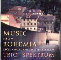 Svoboda Music from Bohemia CD