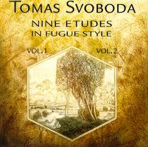 Svoboda NINE ETUDES CD